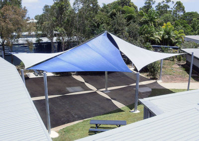 Avoca State School - E32 Navy Blue  & Silver Grey
