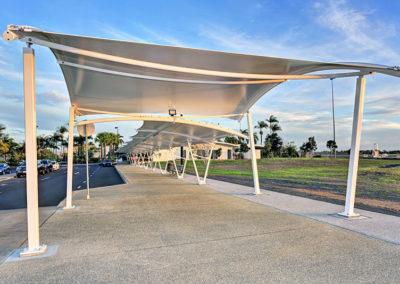 Bundaberg Airport Walkway Structure 2
