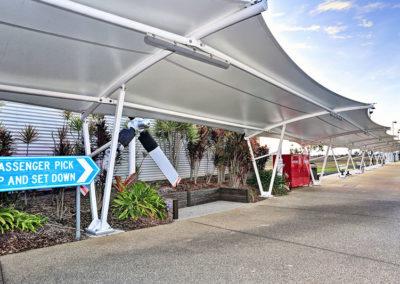 Bundaberg Airport Walkway Structure 3