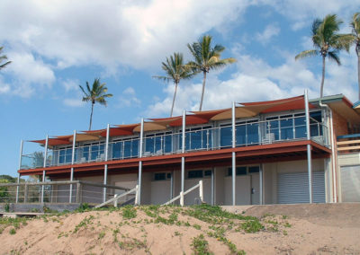 Bundaberg Surf Life Saving Club - Z16 Desert Sand & Terracotta
