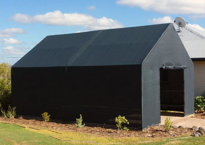 Greenhouse Cover - Black